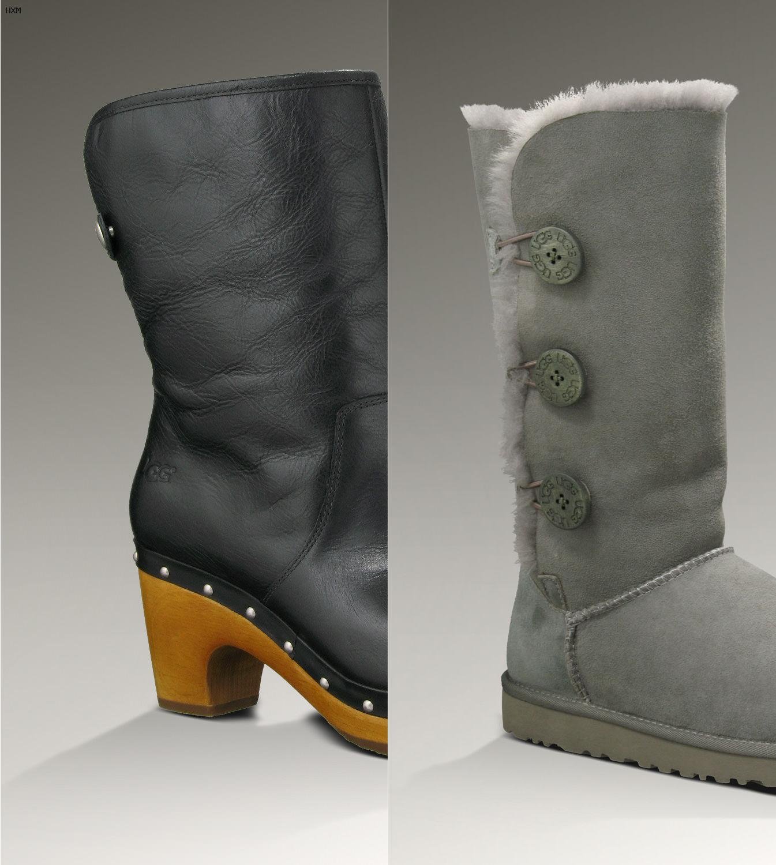 boutique de salida mejores zapatos diseño exquisito ugg con cuña
